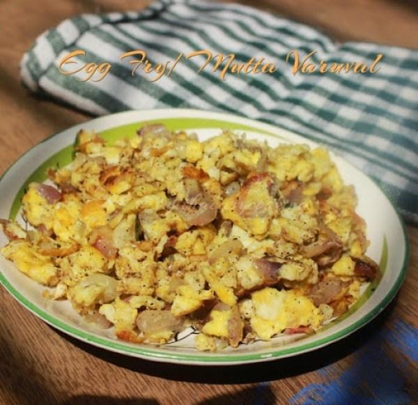 Egg FryMutta Varuval