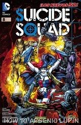 P00022 - Suicide Squad #8