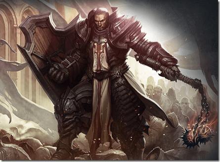 The Crusader - Art