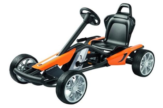 Porsche-Go-Kart-for-Children