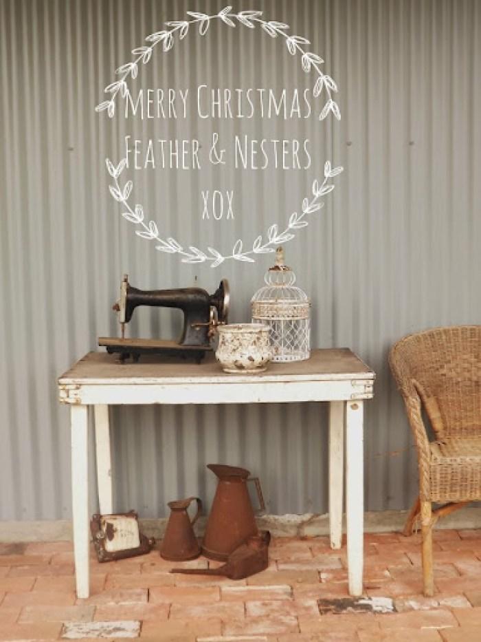 merry christmas blog photo