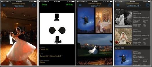 HotShots App Lighting