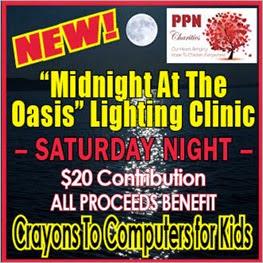 Midnight At Oasis logo