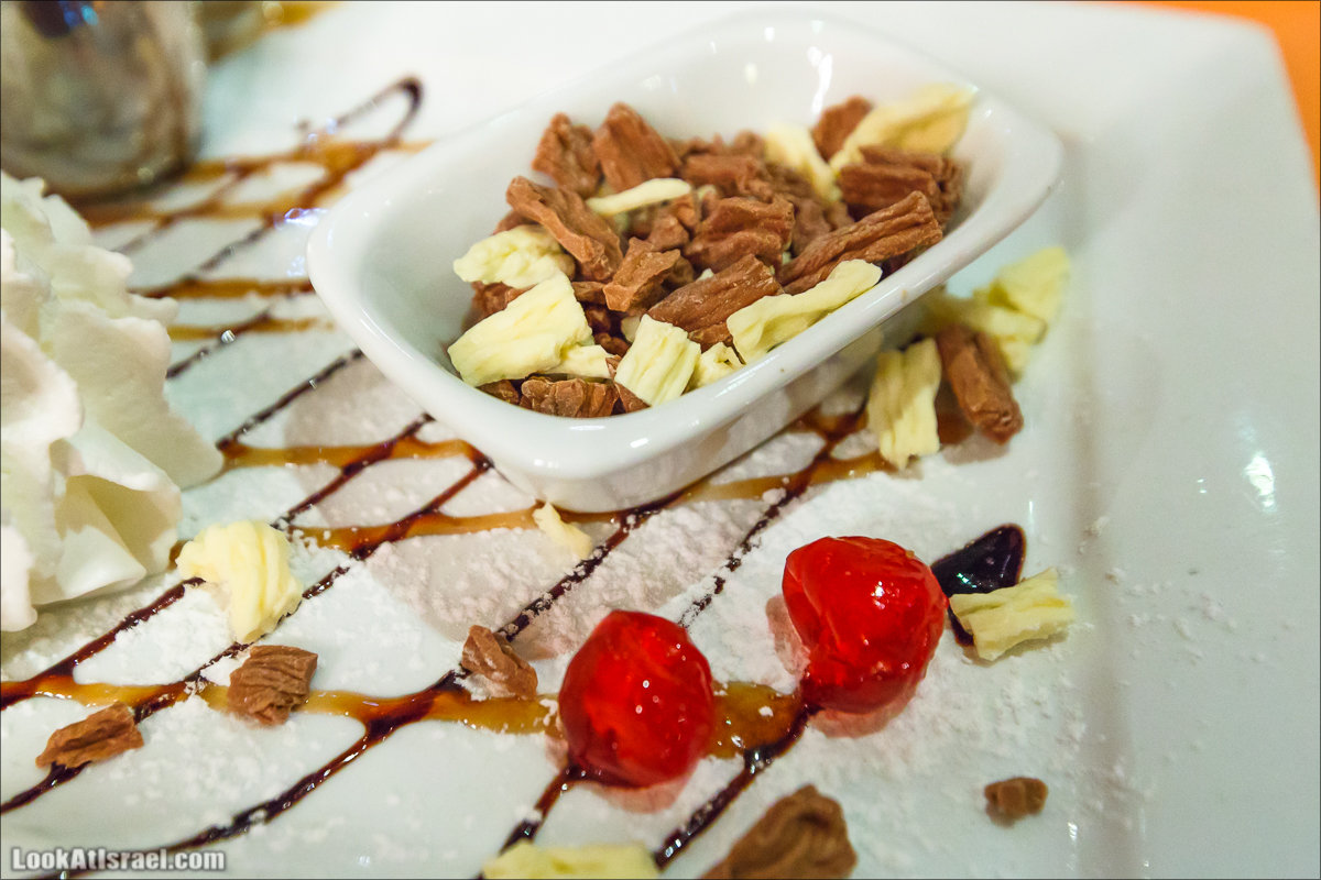 Ресторан израильской кухни Нафис | LookAtIsrael.com - Фото путешествия по Израилю | יש נאפיס בעיר