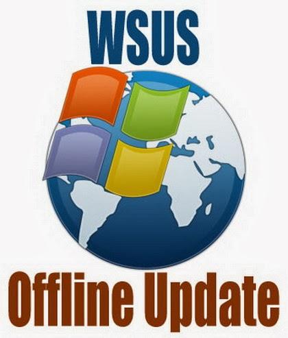 Resultado de imagen de WSUS Offline Update