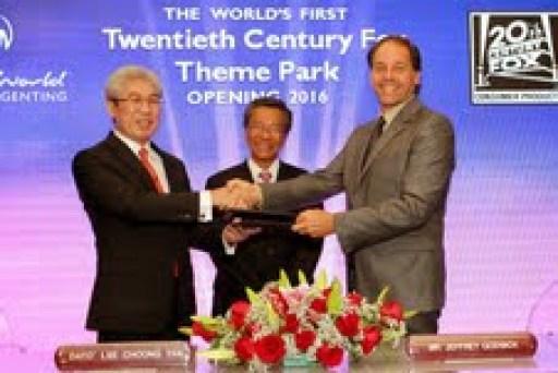 Taman Tema Resort World Genting akan ditutup