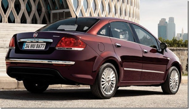 Fiat Linea 2013 - Yeni Linea (2)
