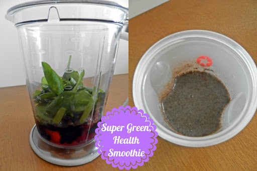 healthy super green weight loss smoothie