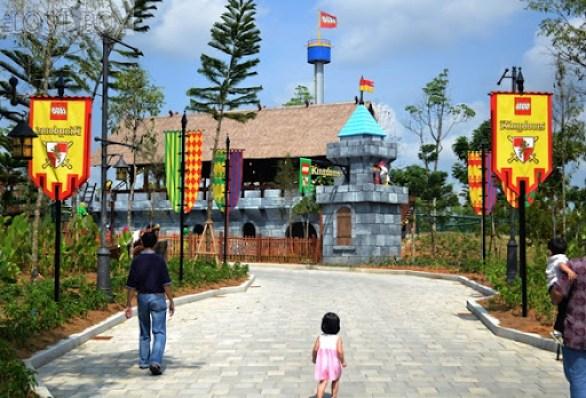 lego kingdom legoland malaysia