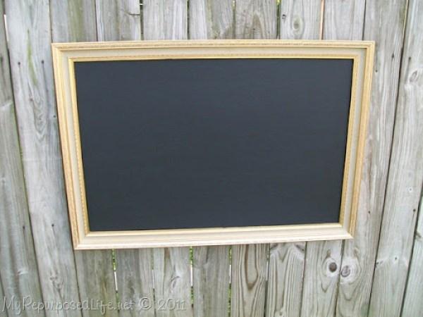 extra large chalkboard