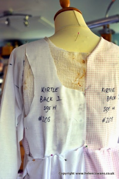 Kirtle alterations 6