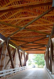 square portals at Gallon House Bridge near Silverton