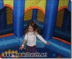 Liepold Farm Pumpkin Patch bouncy house