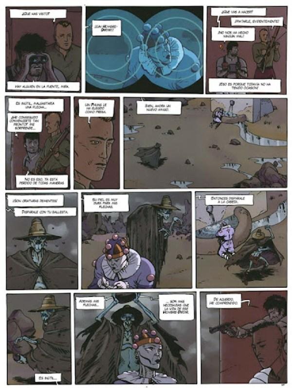 Tschai 01 Los Chasch #1 - página 28