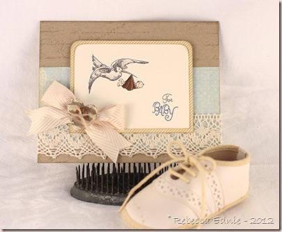 for baby card