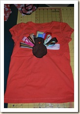 turkey tshirt