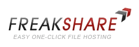 FreakShare免費檔案空間