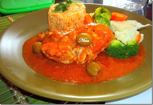 Receta de estofado de pollo f cil y r pido cocina casera for Cocina facil y rapido de preparar