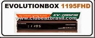 EVOLUTIONBOX EV 1195 FHD NOVA ATUALIZAÇÃO