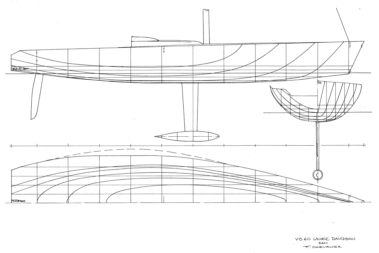 hight resolution of rc racing yacht plans photos