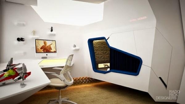 Decoración-en-habitacion-inspirada-en-Star-Wars-1