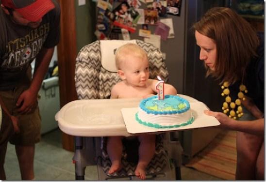 Hayden's first birthday 141