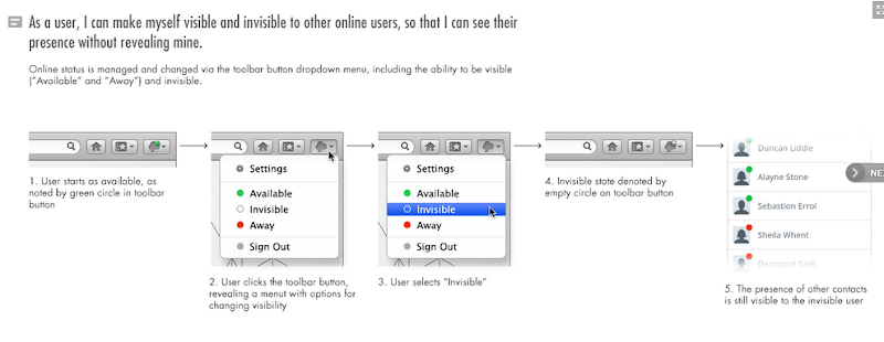 Mozilla Talkilla conversazione in tempo reale all'interno