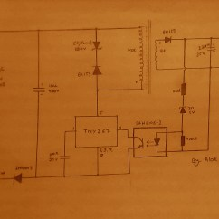 Led 110v Wiring Diagram Of Hypervisor Electronic Circuits Transformerless Power Supply