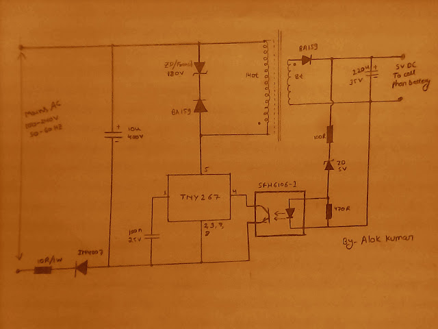 Build A Fast Halfwave Rectifier Circuit Diagram Electronic Circuit