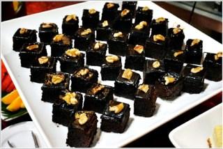 Buffet ramadhan terbaik - kek coklat