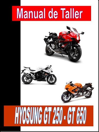 hyosung gv 250 repair manual