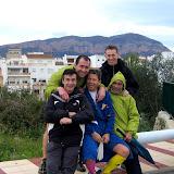 2 Prueba de liga de Carreras por montaña- Gata (21-Febrero-2010)