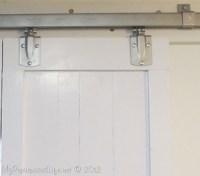 Tractor Supply Barn Door Hardware - My Repurposed Life