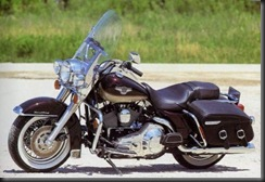 Harley FLHRCI Road King Classic 97