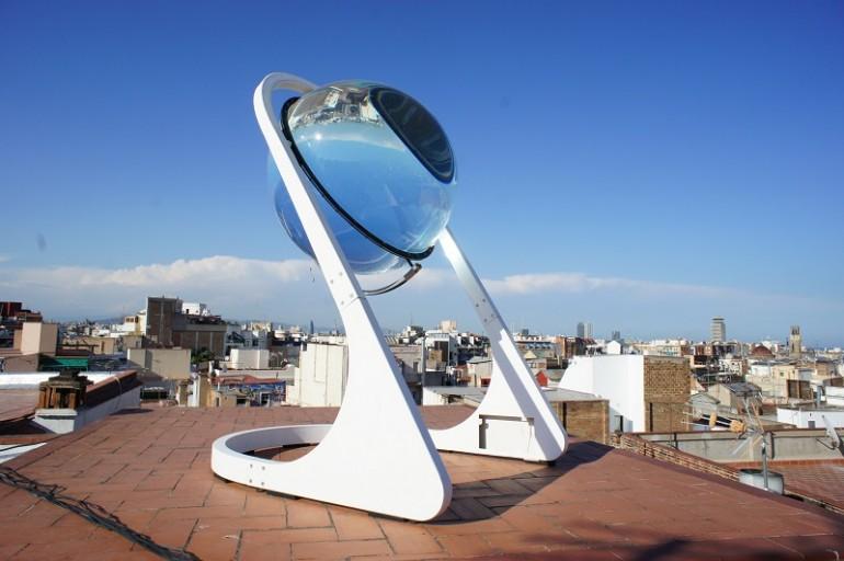 美麗太陽能裝置