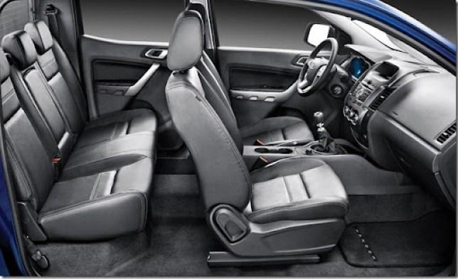 Nova Ford Ranger 2013 XL, XLS, XLT, Limited (3)
