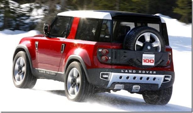 Land Rover confirma novo modelo baseado no DC100 (3)