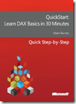 QuickStart Learn DAX Basics in 30 Minutes