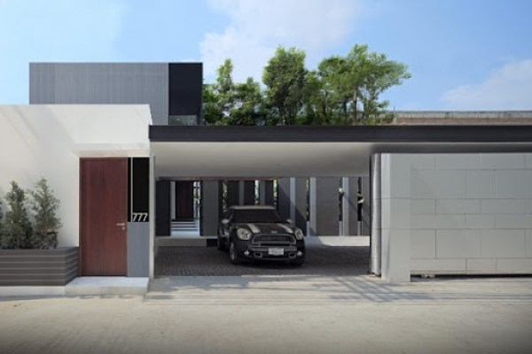 fachada-casa-moderna-YAK01-de-Ayutt-y-Associates-Design