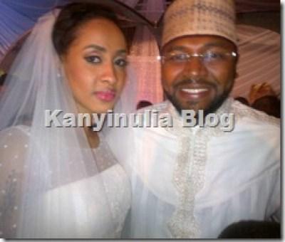 sadiq abacha weds huda fadoul