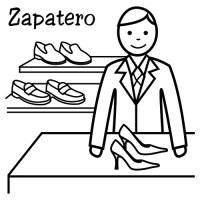 Zapatero Para Colorear 99 Dibujos De Zapateros Imgenes Para