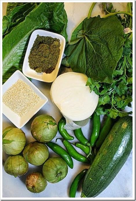 Mole verde recipe chicken pork quick and easy