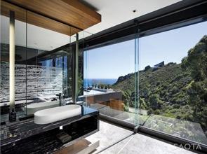baño-de-lujo-decorado-con-marmol-negro