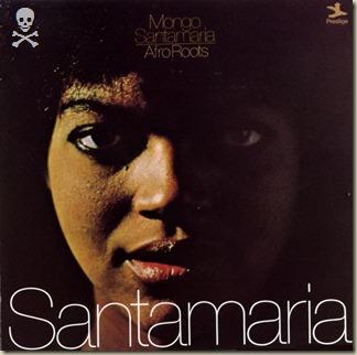Mongo Santamaria - AfroRoots_Cover