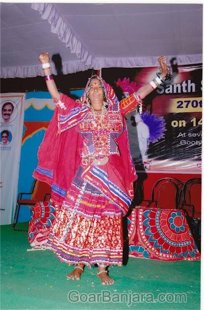 Banjara woman, sevagad, ap