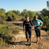Circular por las sierras de Castalla (1-Diciembre-2011)