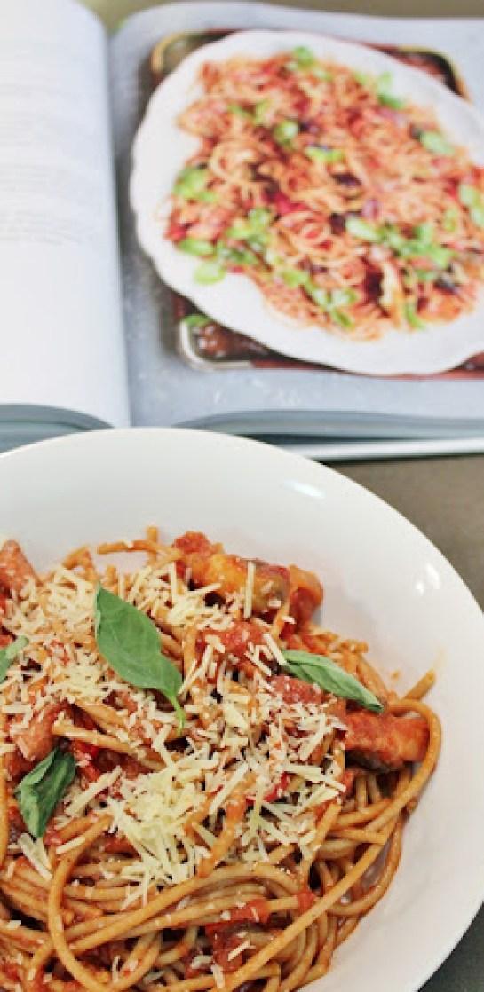 Jamie Oliver Chicken Cacciatore 15 Minute Meals