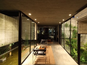 decoracion interior casa ba bak arquitectos