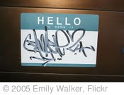 'My Name Is' photo (c) 2005, Emily Walker - license: http://creativecommons.org/licenses/by-sa/2.0/
