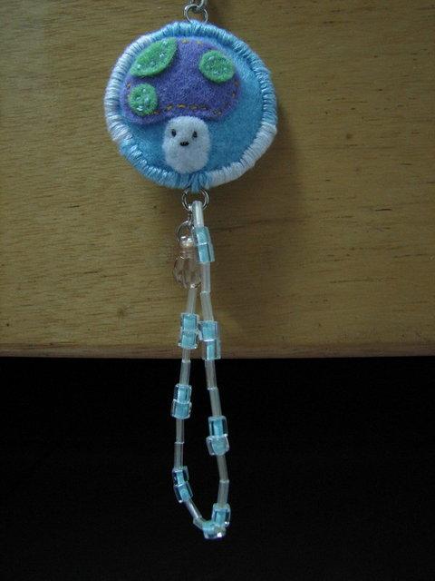 LEoN's WAY~: 2006 摸菇老師同樂會的禮物--X 「蘑菇」老師